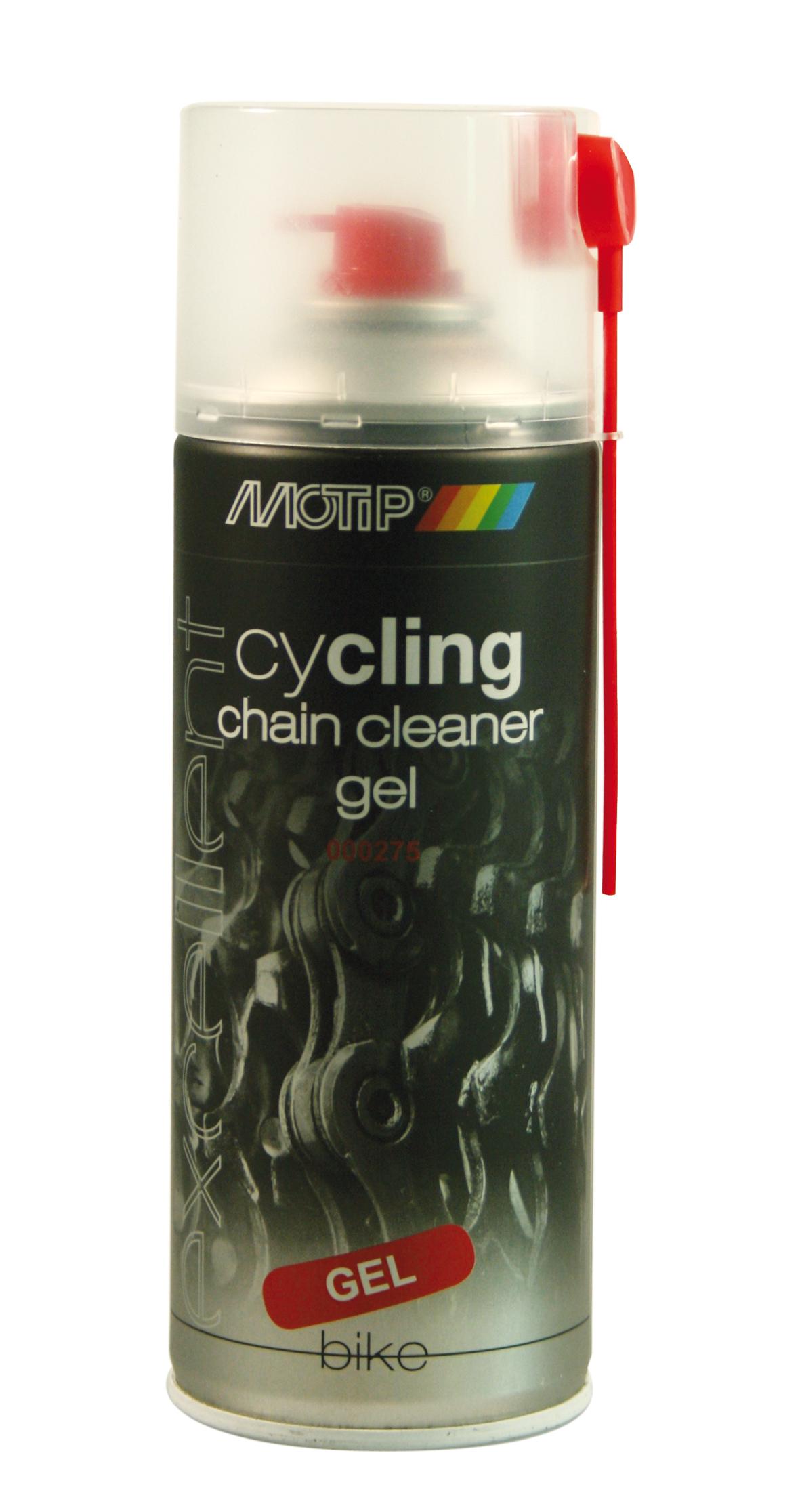 Nettoyant chaîne vélo Motip 400 ml M000275