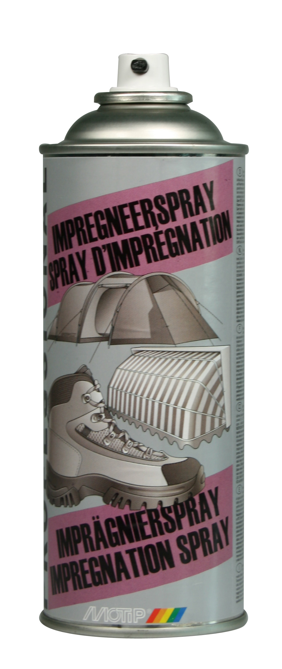 Spray d'imprégnation Motip 400 ml M000551