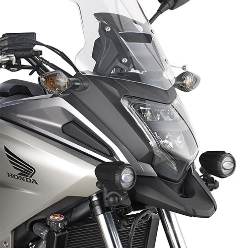 Support de feux additionnels Givi Honda NC 750X 16-17