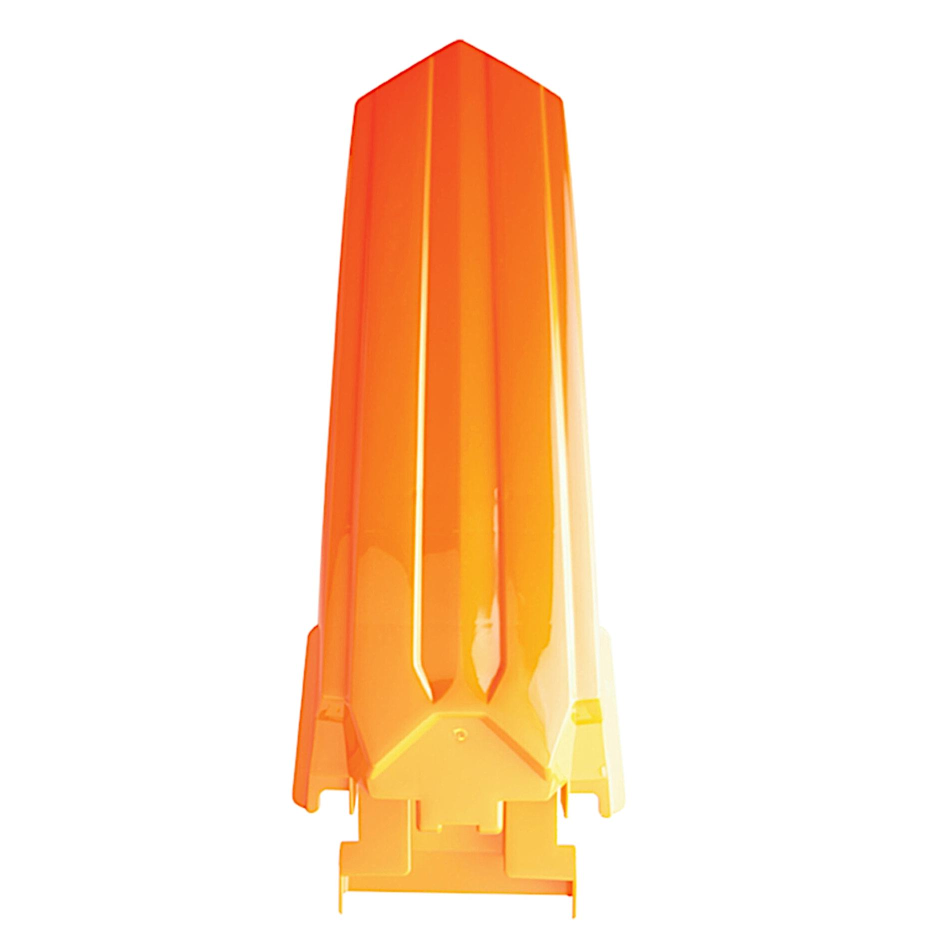 Garde boue arrière Rieju 50 MRT / MRT Pro 09- orange