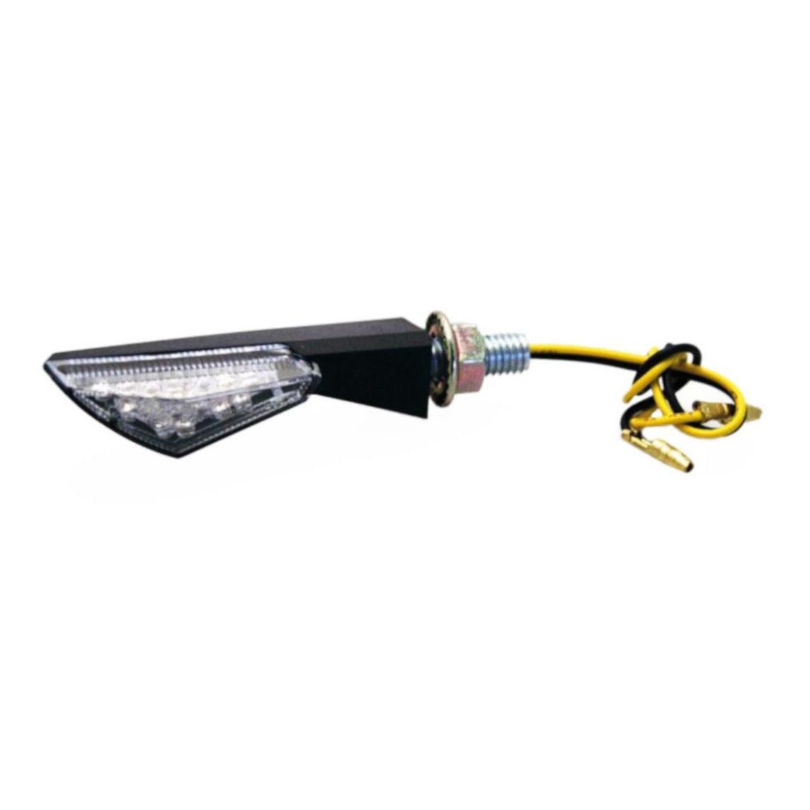 Clignotants Asym noir LED
