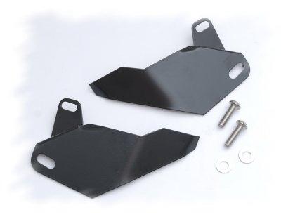 Panneaux latéraux de support de plaque R&G Racing Honda CBR 1000 RR 06