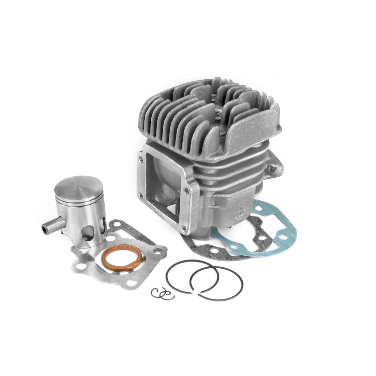 Cylindre Culasse D.40 MVT S-Race Alu MBK Booster HM6