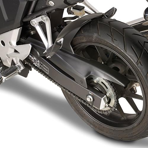 Lèche roue spécifique Kappa Honda CB 500X 13-18 noir