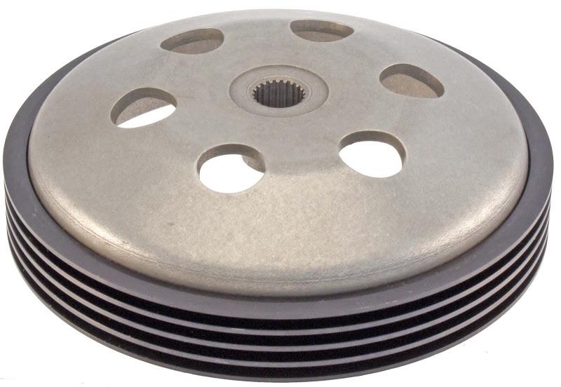 Cloche d'embrayage ventilée Piaggio/Gilera 50