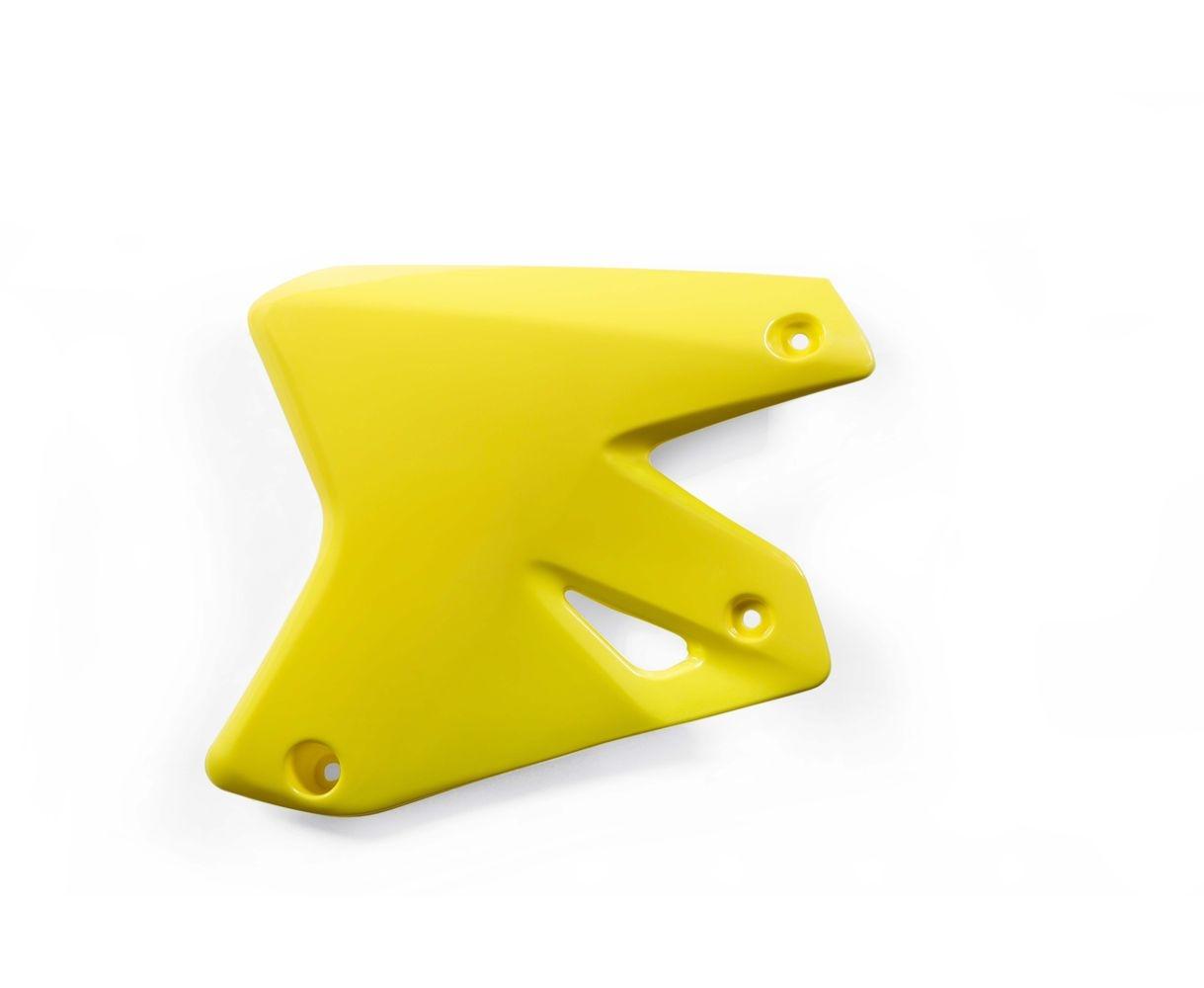 Ouïes de radiateur Acerbis Suzuki DRZ 400S 00-06 jaune (paire)