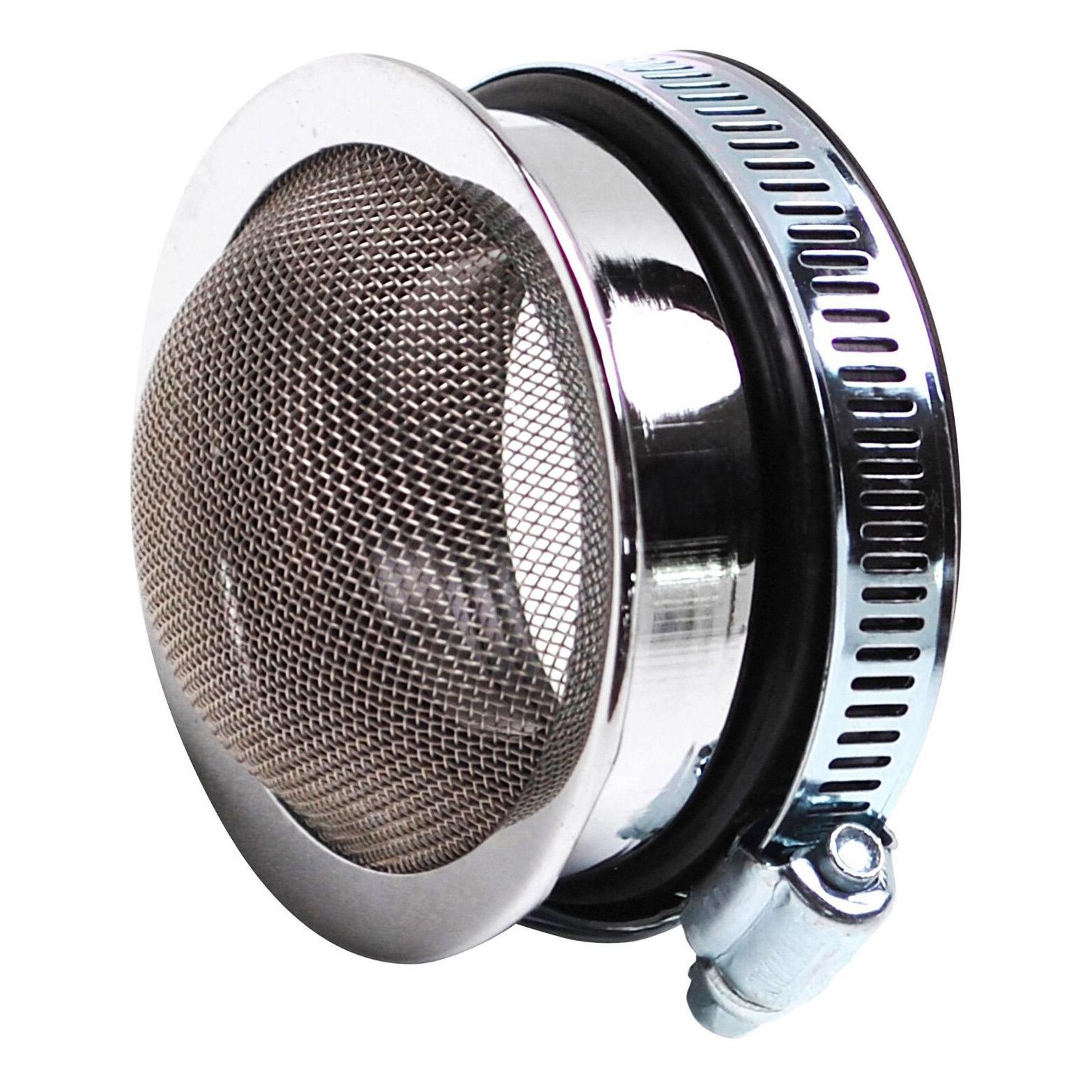 Filtre à air SHA TUN'R - cornet chromé