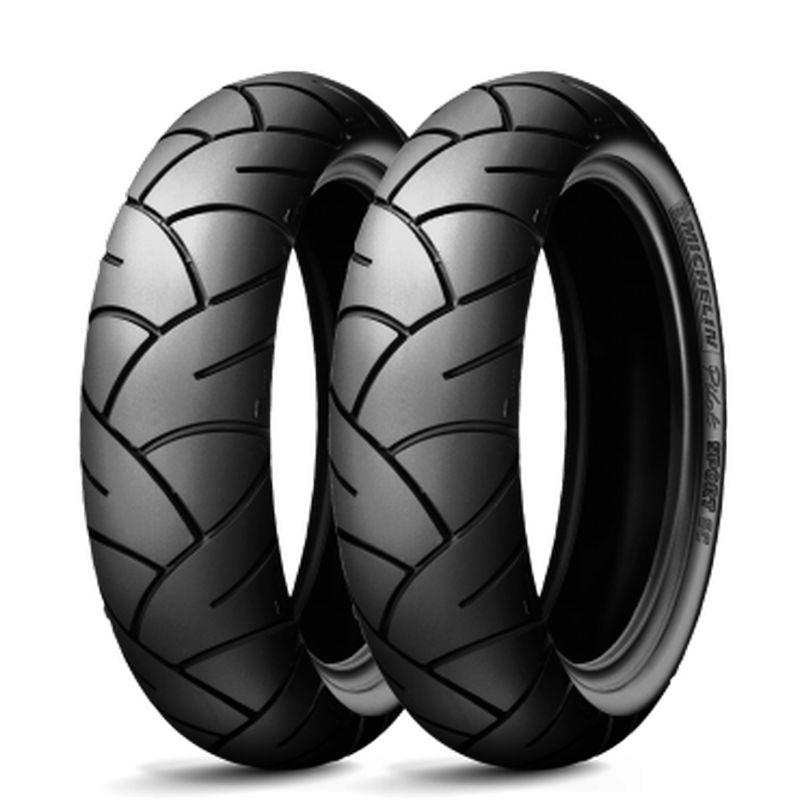 Pneu Michelin Pilot Sport SC 120/70R16 TL 57H