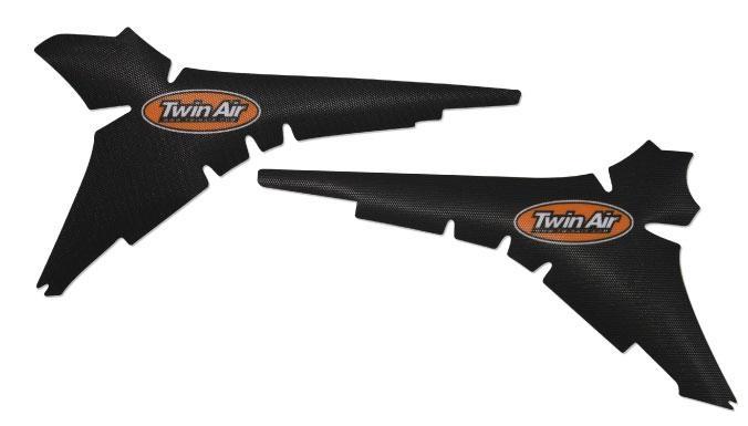 Kit déco boîte à air anti-dérapant Twin Air Noir pour KTM SX-F 250 201