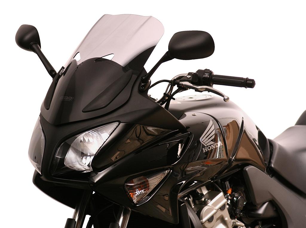 Bulle MRA Touring noire Honda CBF 600 S 04-13