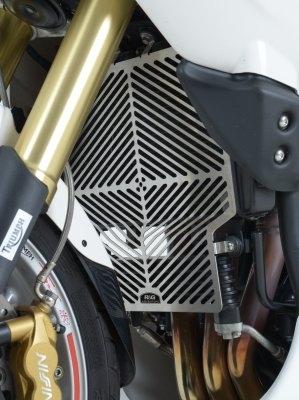 Grille de radiateur inox R&G Racing Triumph Tiger 1050 07-14