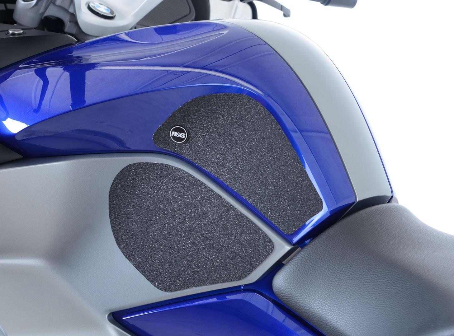 Kit grip de réservoir R&G Racing translucide BMW R 1200 RT 14-18