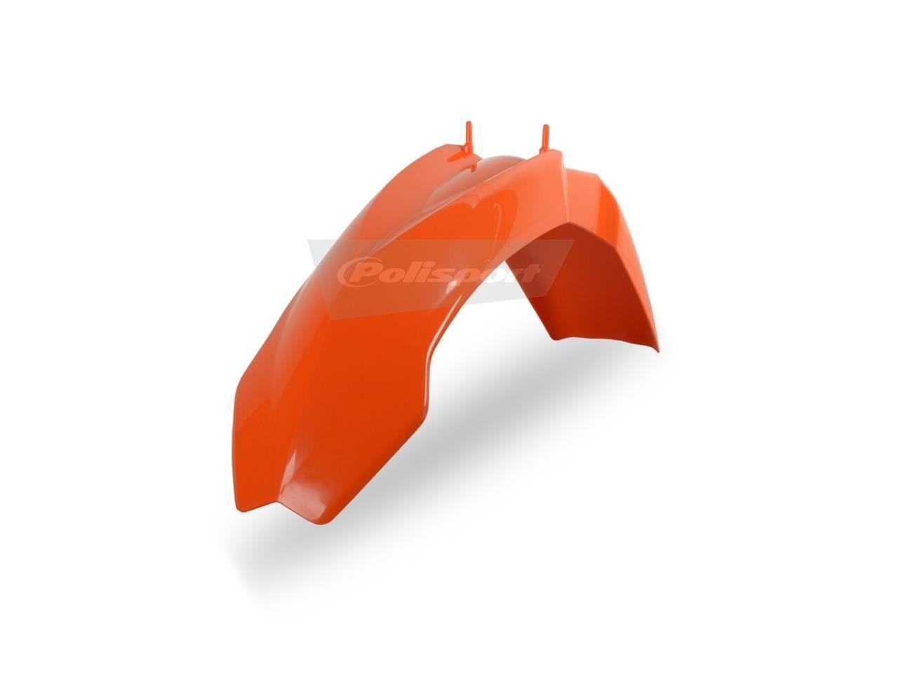 Garde-boue avant Polisport KTM 125 SX 03-06 orange