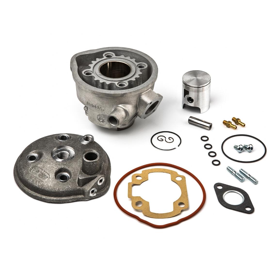 Cylindre culasse Airsal Tech Piston Nitro/Aerox