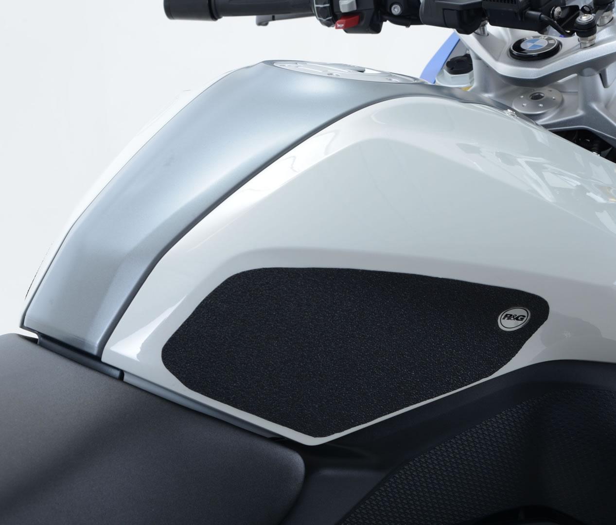 Kit grip de réservoir R&G Racing noir BMW R 1200 RS 15-18