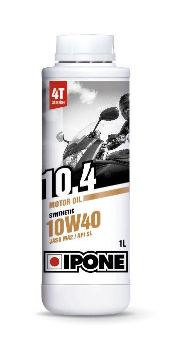 Huile moteur 4T Ipone 10.4 10W40 1l