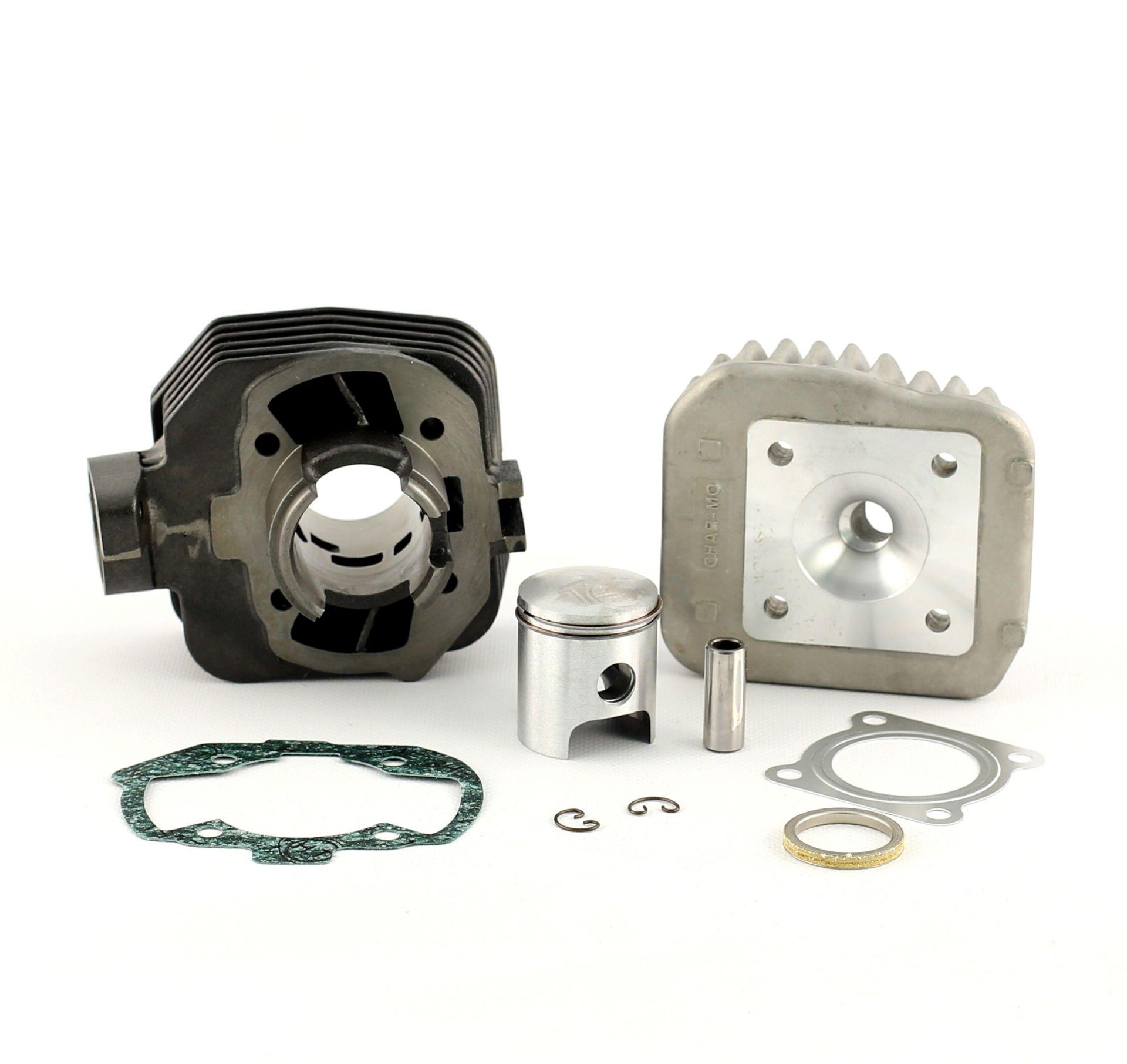 Cylindre Culasse D.40 Barikit Fonte Peugeot Ludix AC 50cc