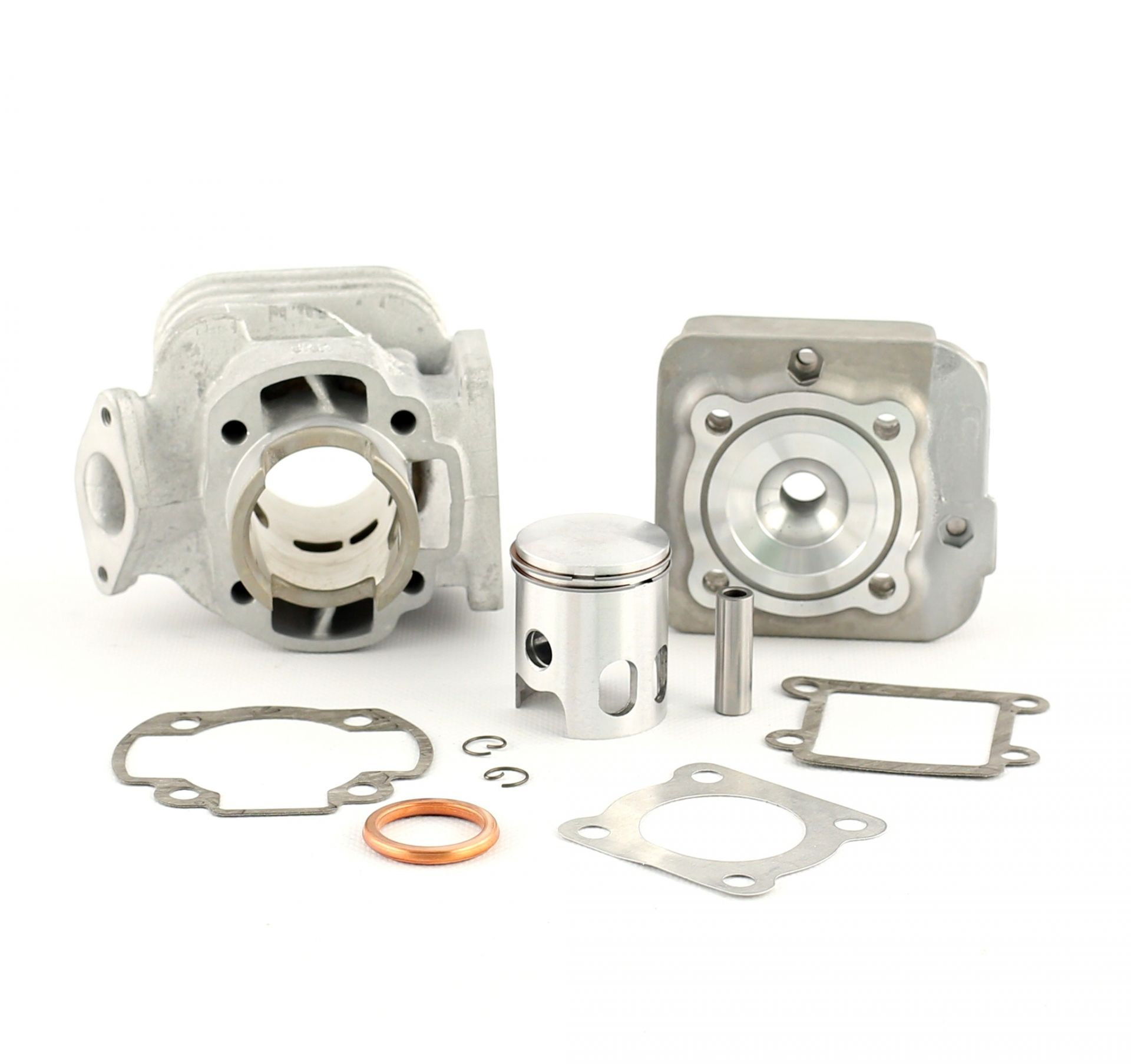 Cylindre Culasse D.40 Barikit Aluminium MBK Booster/Stunt AC 50cc