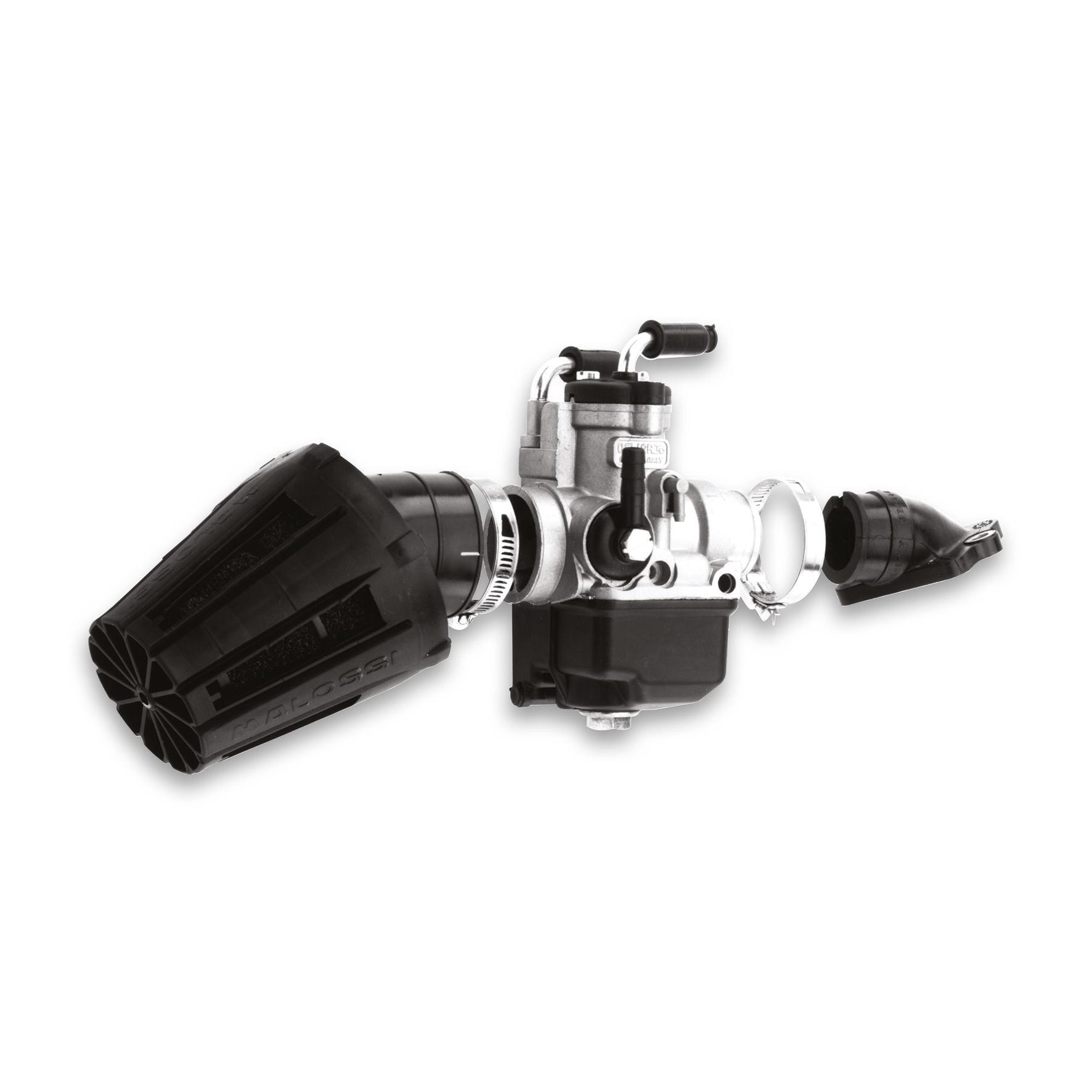 Kit carburateur Malossi PHBL 25 MHR Gilera-Piaggio