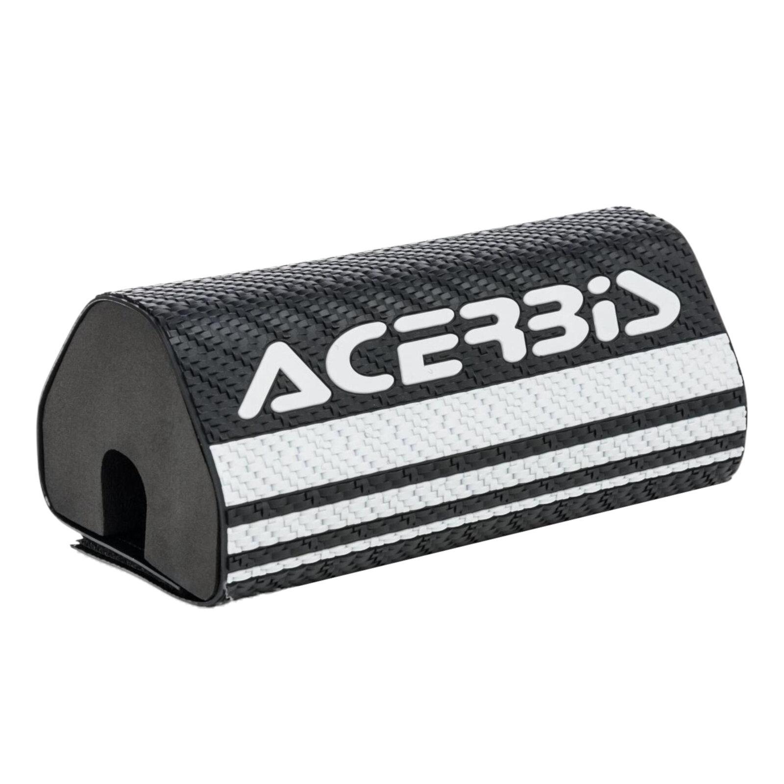 Mousse de guidon Acerbis X-Bar noir/blanc