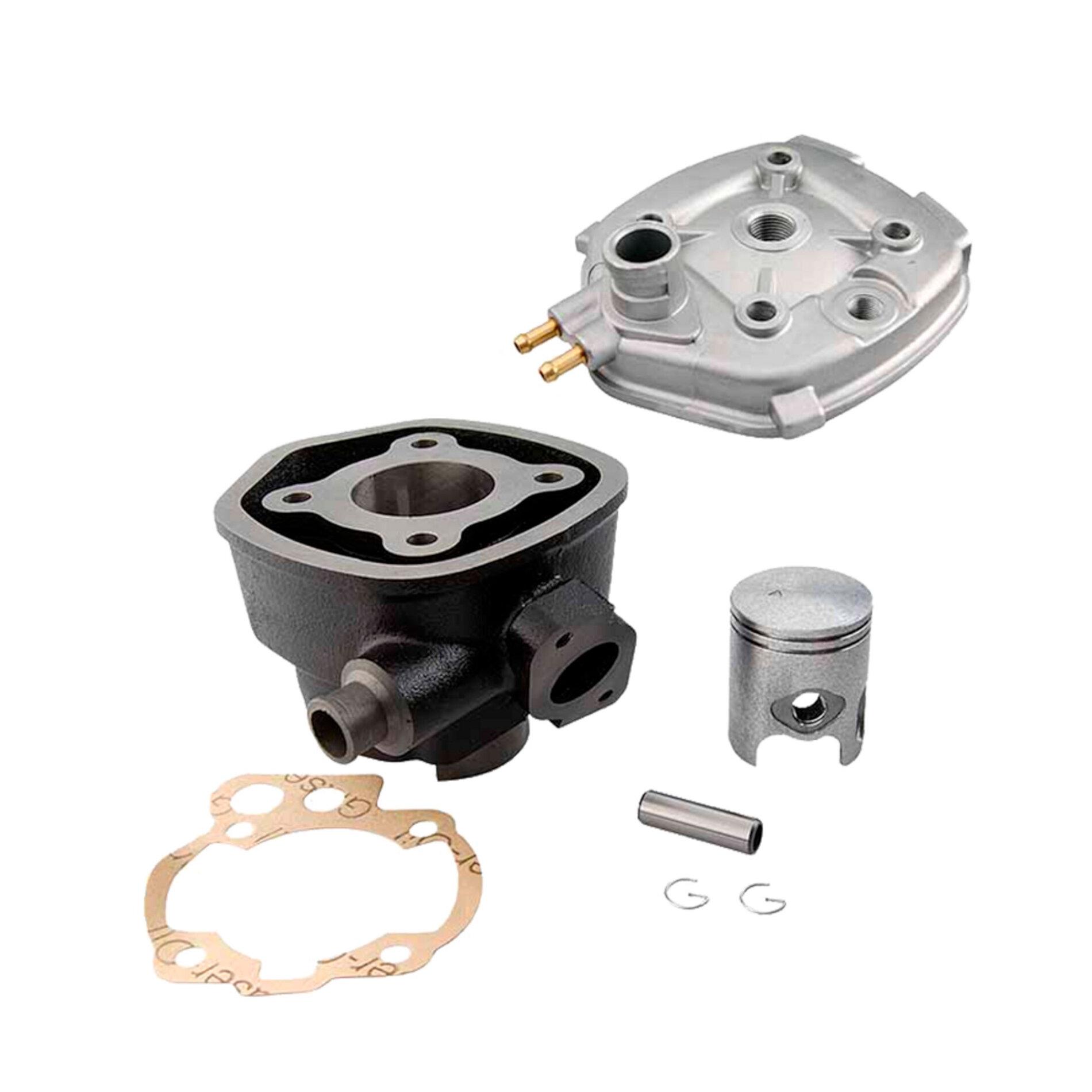 Cylindre culasse D.40 Doppler S1F Fonte Nitro 50cc