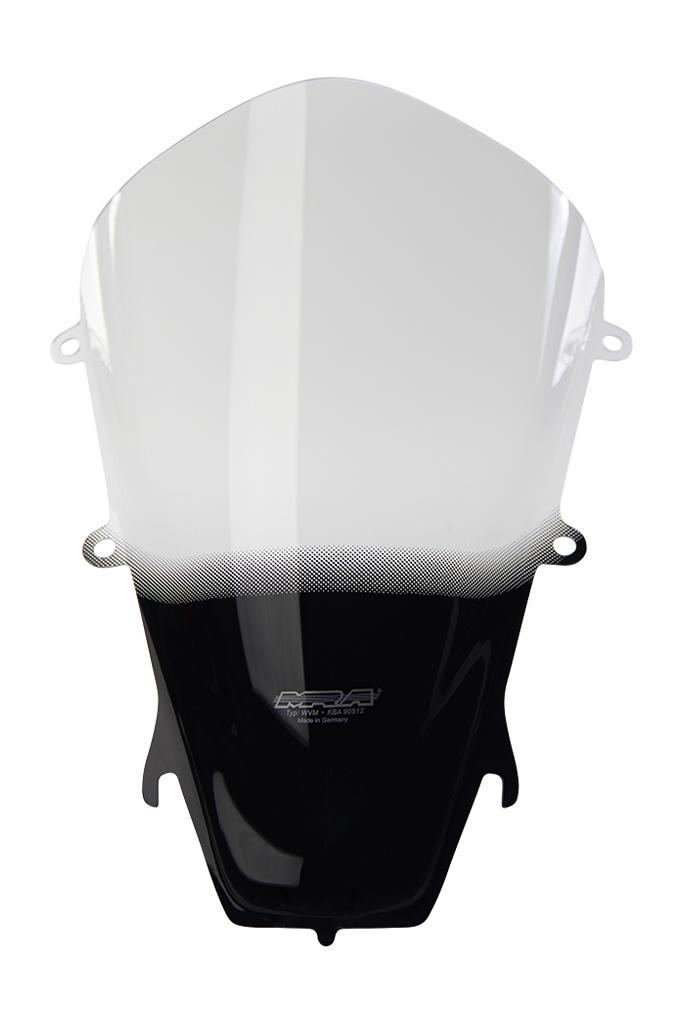 Bulle MRA Racing claire Honda CBR 1000 RR 17-18
