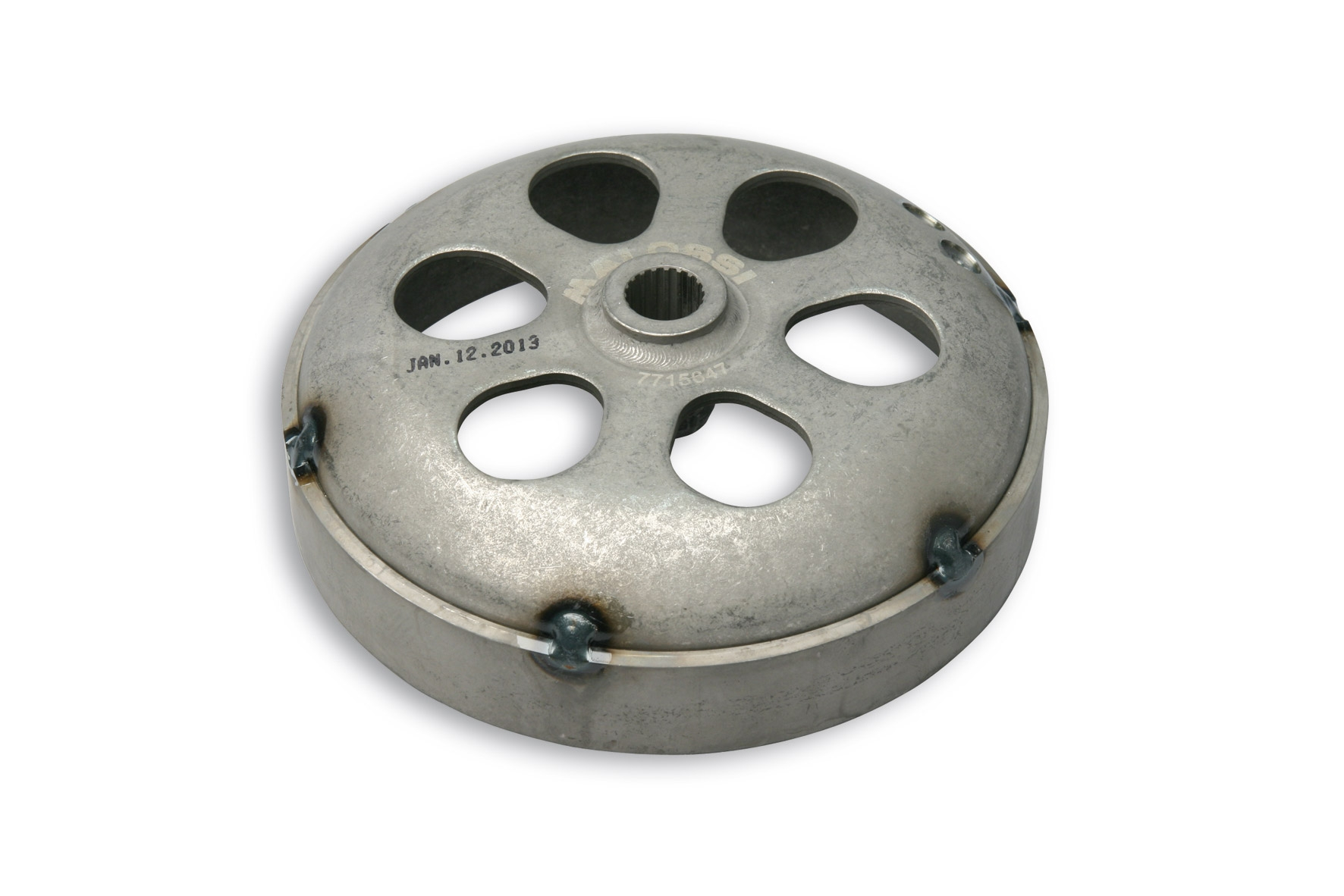Cloche dembrayage Malossi Maxi Clutch Bell Vespa S/Primavera 125