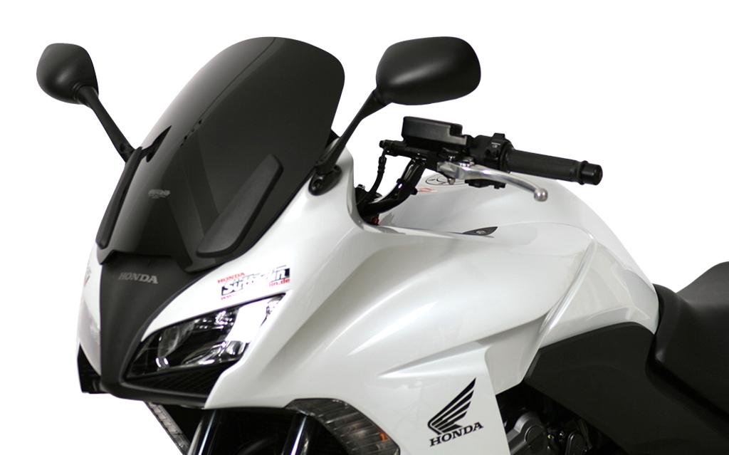 Bulle MRA Touring noire Honda CBF 1000 F 12-17