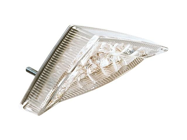 Éclairage arrière Vicma avec éclairage plaque immatriculation