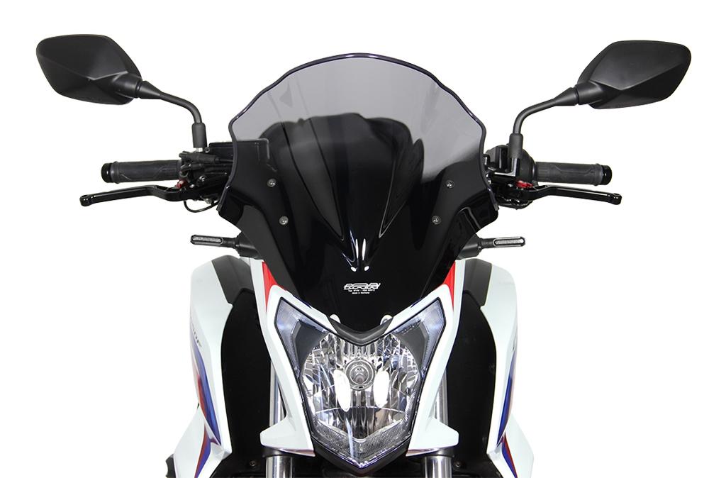 Saute-vent MRA Racing claire Honda CB 650 F 14-16