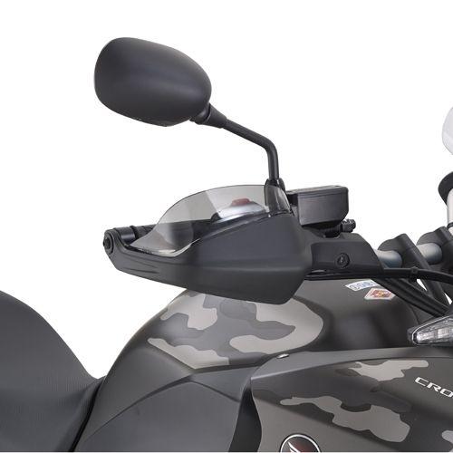 Spoilers pare-mains Honda Crosstourer 1200 12-14