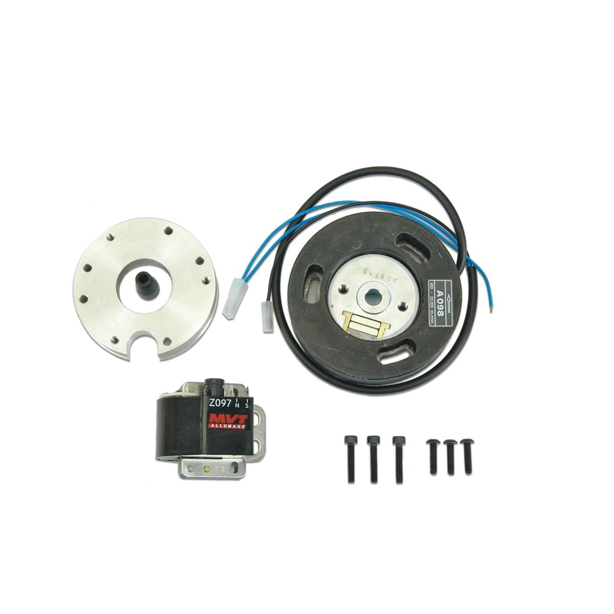 Allumage MVT Integral Rotor Interne Derbi AI16