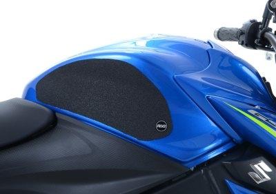 Kit grip de réservoir R&G Racing translucide Suzuki GSX-S 1000 15-18