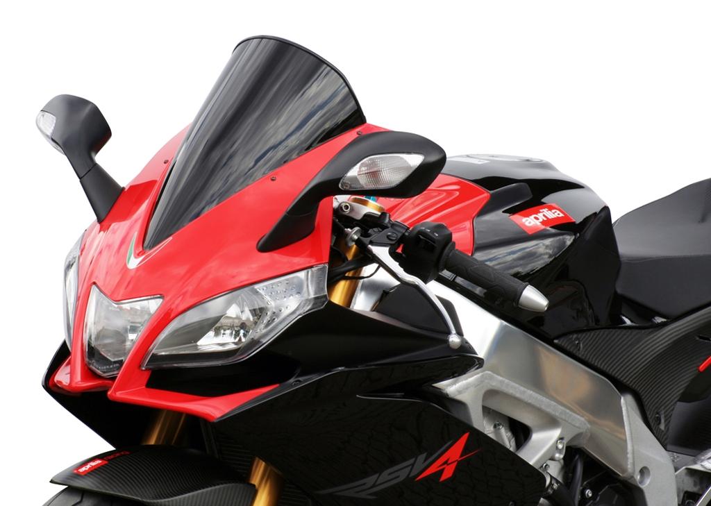 Bulle MRA Racing claire Aprilia RS4 125 11-14