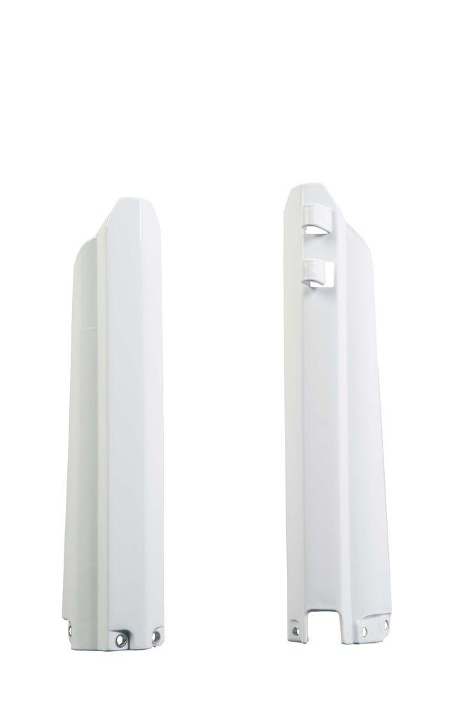 Protections de fourche Acerbis Yamaha 250 YZF 01-03 blanc (paire)