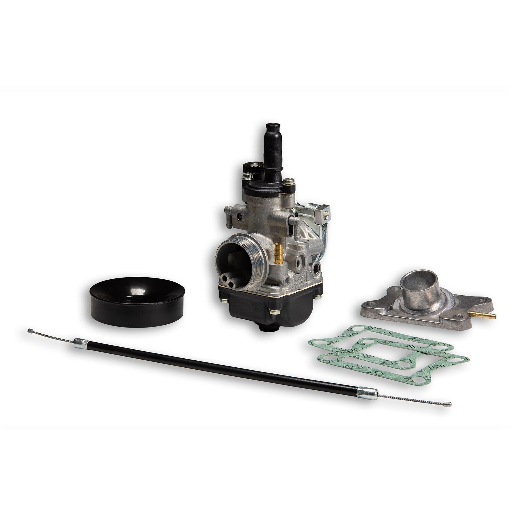 Kit carburateur Malossi PHBG 21 A Aprilia 50