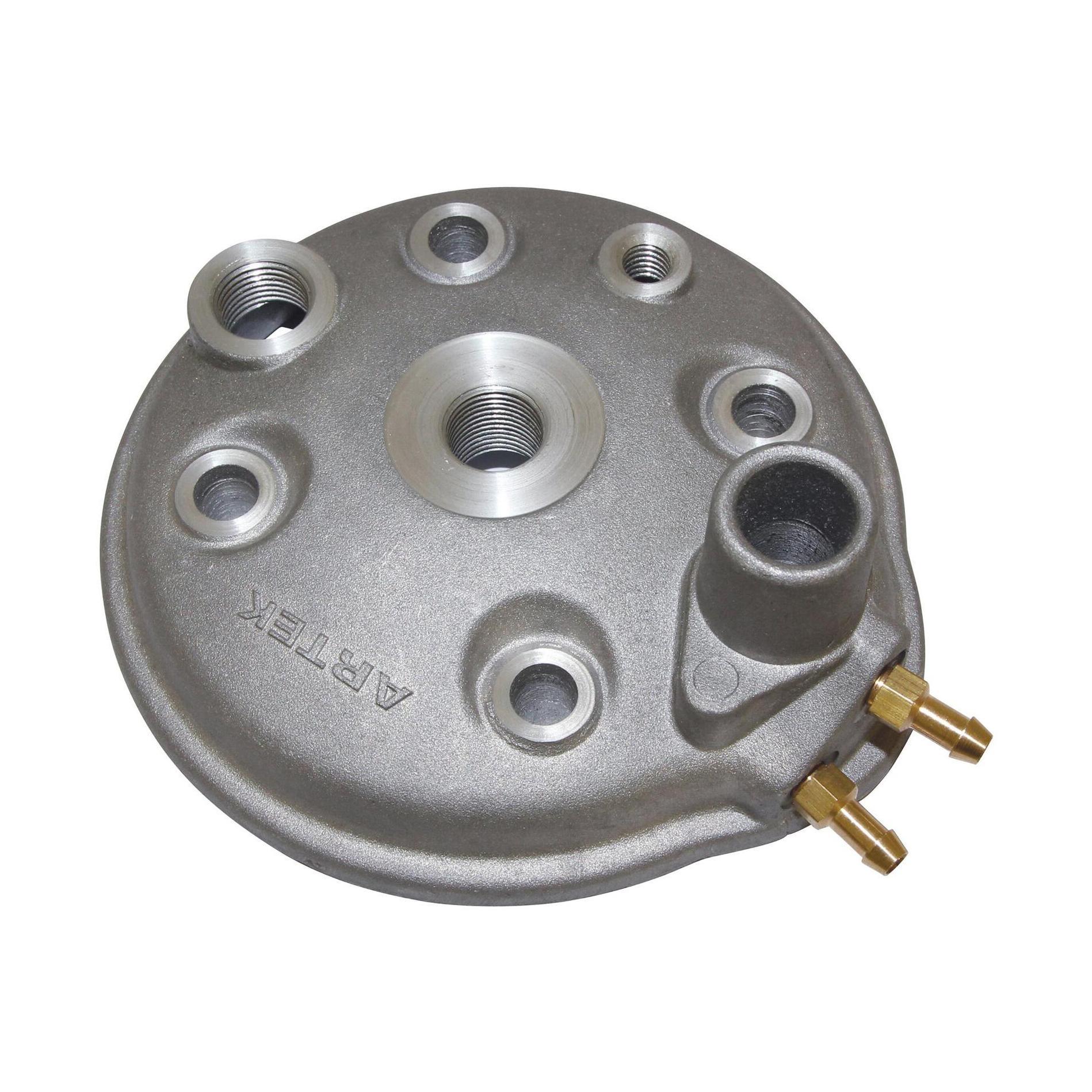 Culasse Artek K1 pour cylindre fonte Minarelli AM6