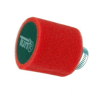 Filtre à Air Tun'R D28-35 Double Mousse Rouge/Noir Avec Logo Tun'R 30