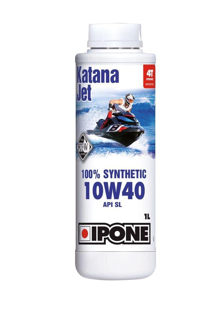 Huile moteur 4T Ipone Katana Jet 10W40 1L