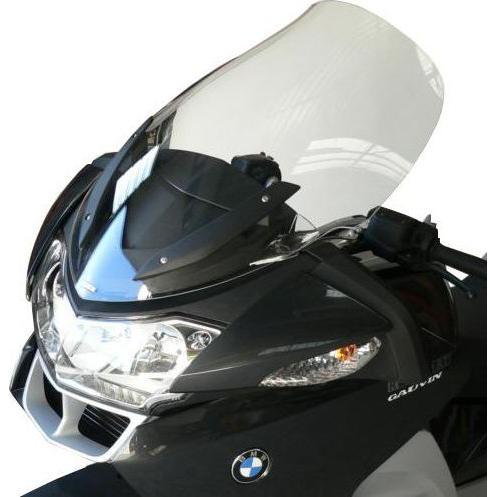 Bulle Bullster haute protection 75 cm fumée grise BMW R 1200 RT 10-13