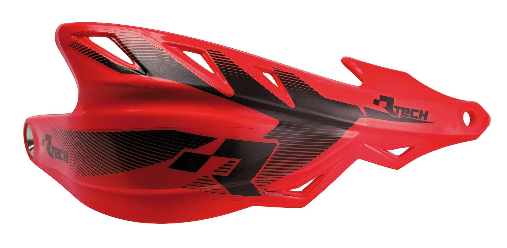 Protège-mains Racetech Raptor Rouges