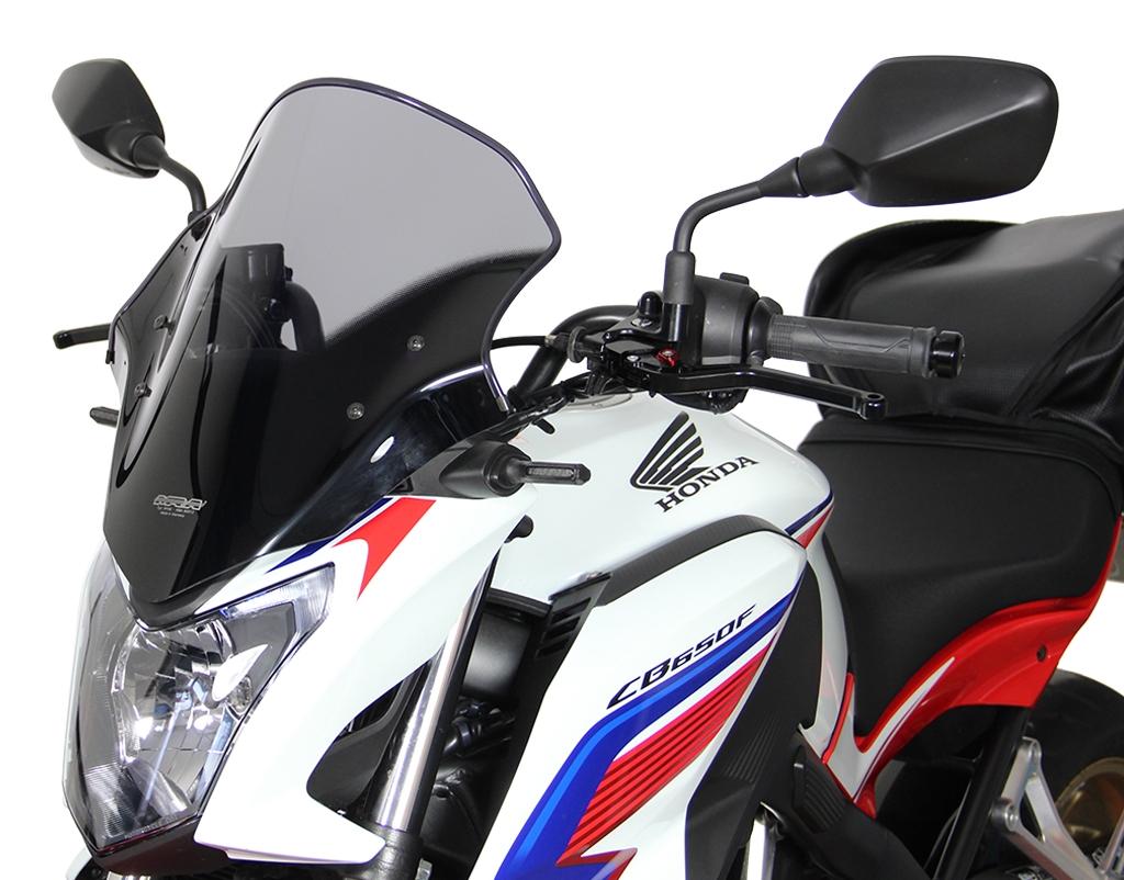 Saute-vent MRA Touring noir Honda CB 650 F 14-16