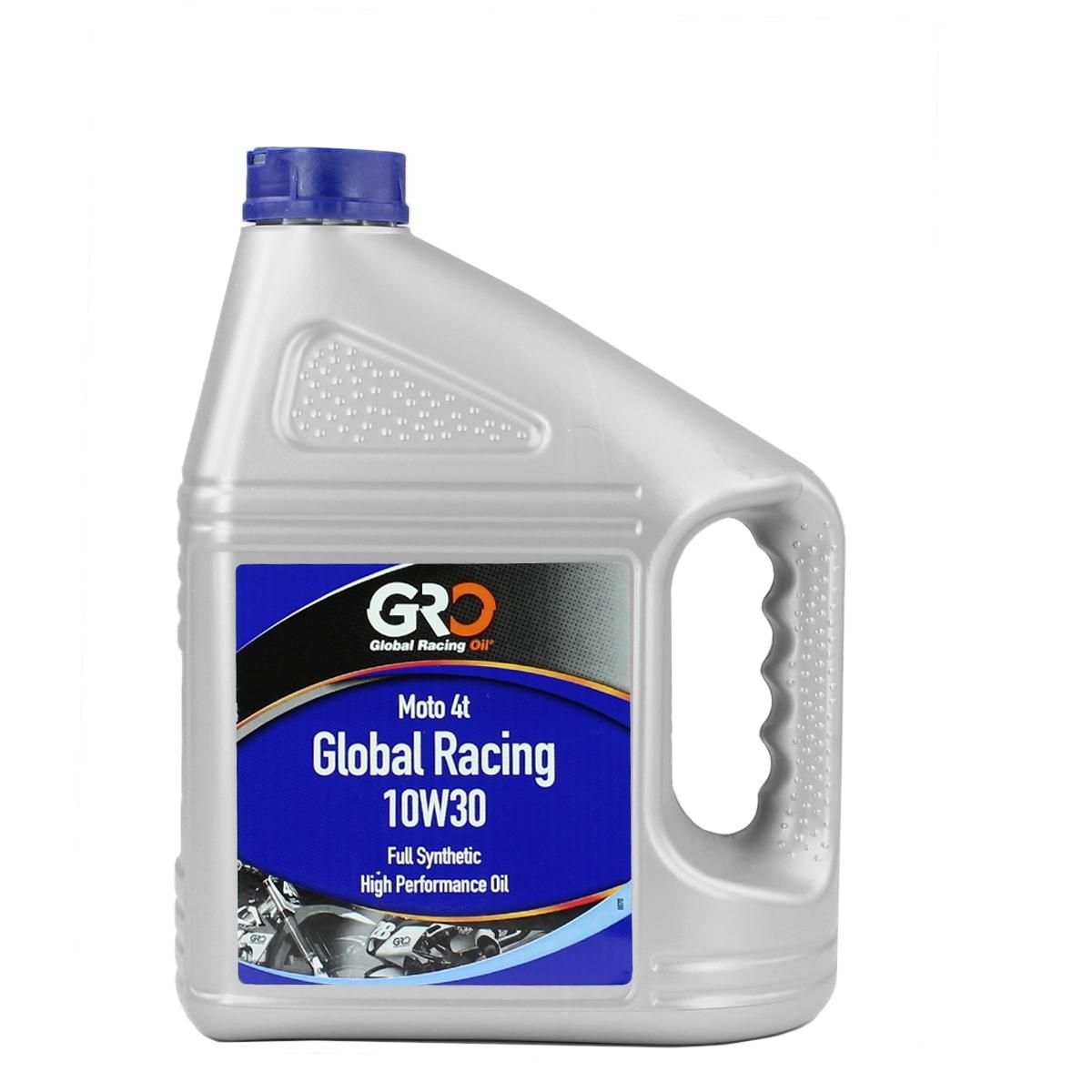 Huile GRO 4t racing 10w30 4L