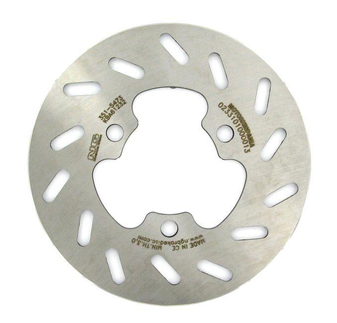 Disque de frein 1Tek D.180 arrière Derbi Suziki RMX 50