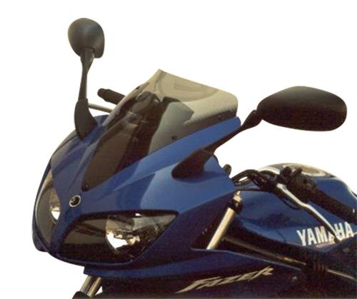 Bulle MRA Sport noire Yamaha FZS 600 Fazer 02-03