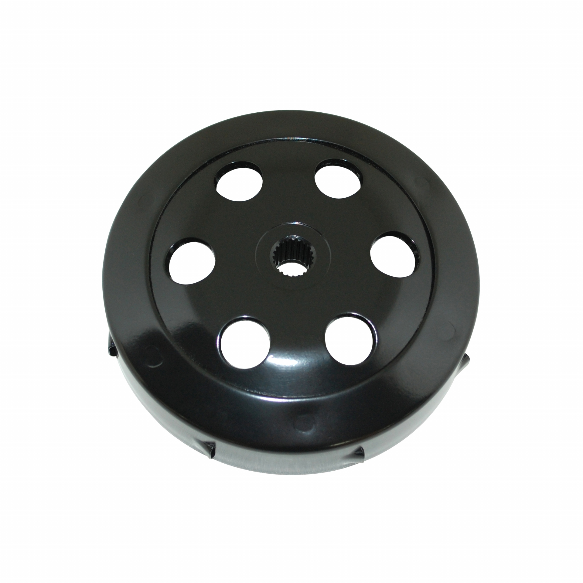 Cloche d'embrayage Replay black edition D.107 pour Booster/Nitro/sr50/