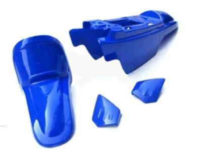 Kit plastiques ART bleu pour Yamaha PW 50