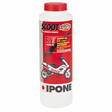 Huile moteur 2T Ipone Scoot Run 1l