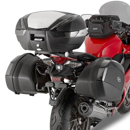 Kit fixation top case Givi Honda VFR 800 F 14-18