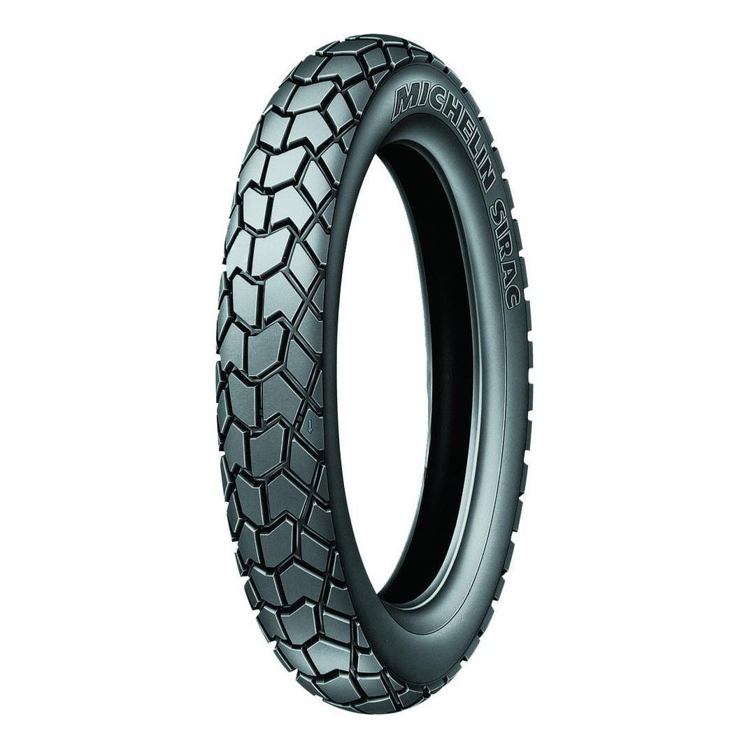 Pneu avant trail Michelin Sirac 110/90-17 60P TT